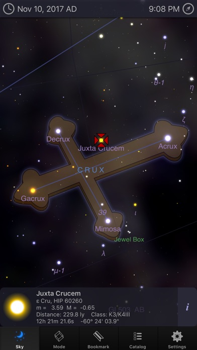 Star Map Software.Starmap 3d Plus By Sanville Software Ios United States