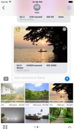 EXIF Viewer by Fluntro Screenshot