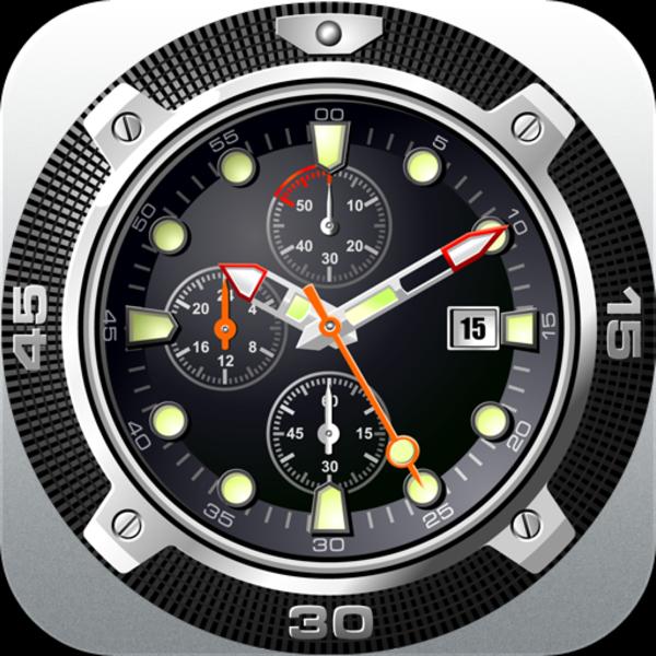 Orologio Scrivania Sul Mac App Store