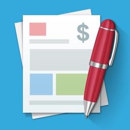 Invoice Maker Pro, Flex Simple
