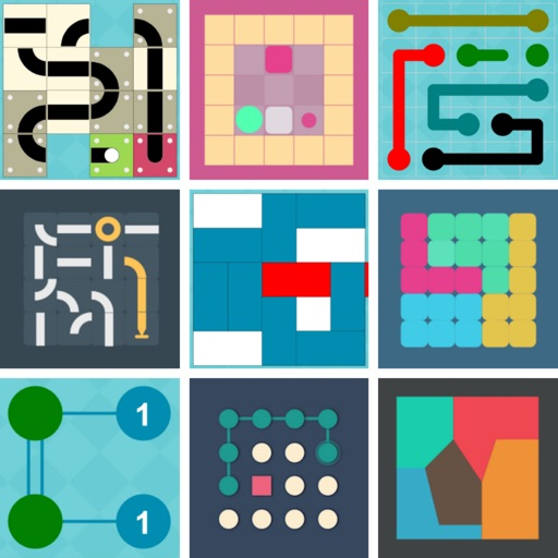 The Logic Puzzle Package Game
