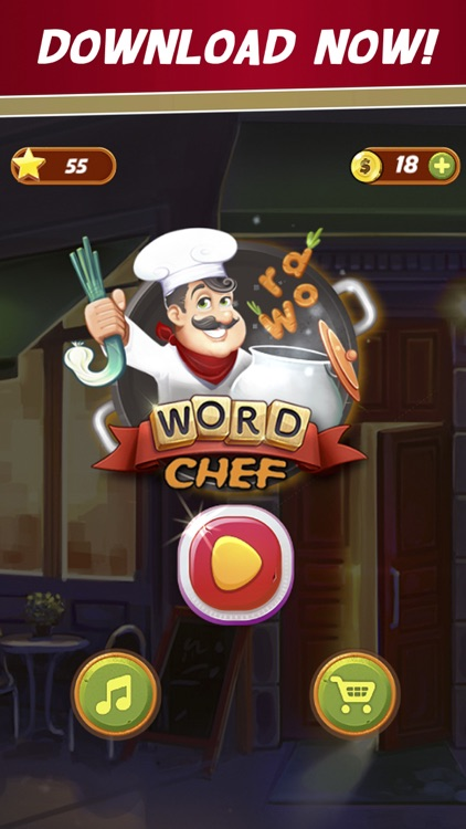 Word Chef Mania: Puzzle Search screenshot-4
