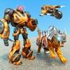 虎 自転車 ロボット 攻撃 - iPadアプリ
