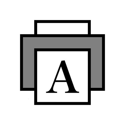 iプリント - テキスト印刷