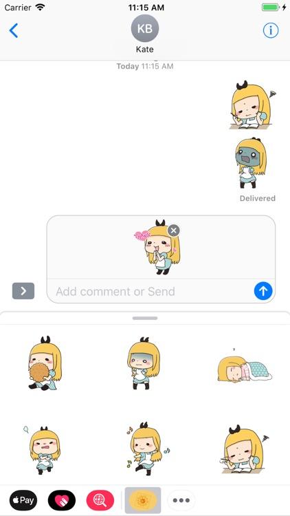 Elise emoji 2019