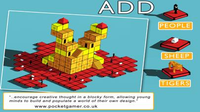 Blox 3D World Creator screenshot two