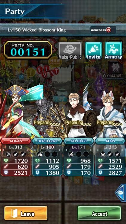 Dragon Project screenshot-8