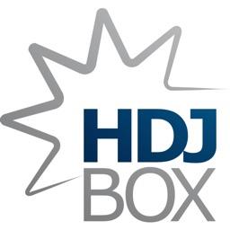 HDJBOX constats d'Huissiers