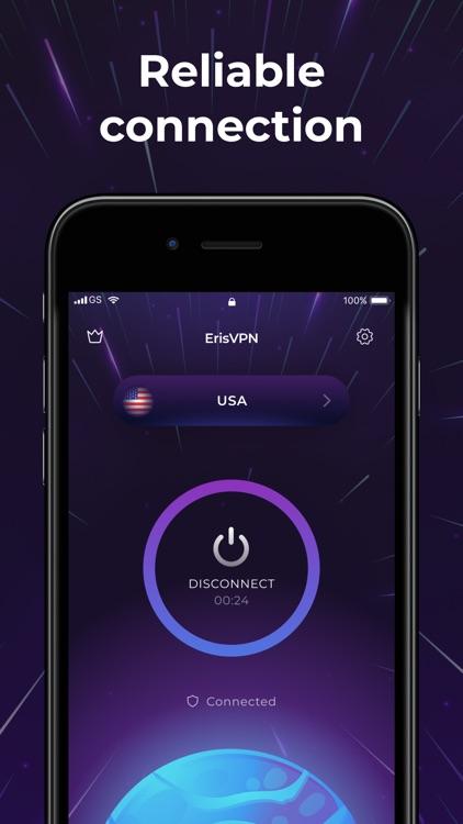 Eris VPN: Unlimited Proxy screenshot-3