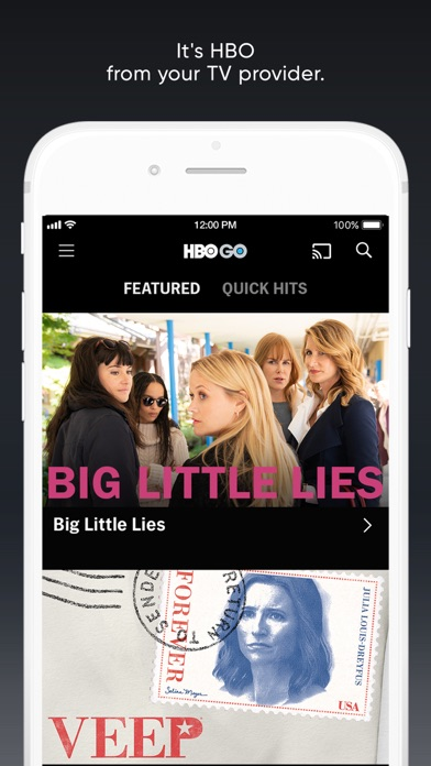 download HBO GO: Stream with TV Package