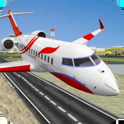 Ícone do app Airplane Pilot Flight