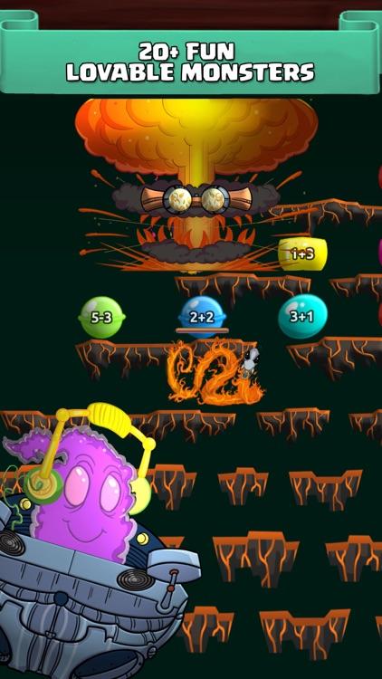 Monster Math Grade 1 - 5 Games screenshot-3