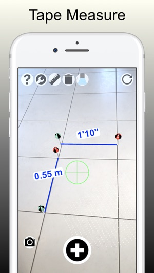 Tape Measure Camera Ruler AR on the App Store