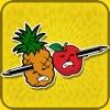 Tap to Hit: Pen VS Fruit - iPhoneアプリ