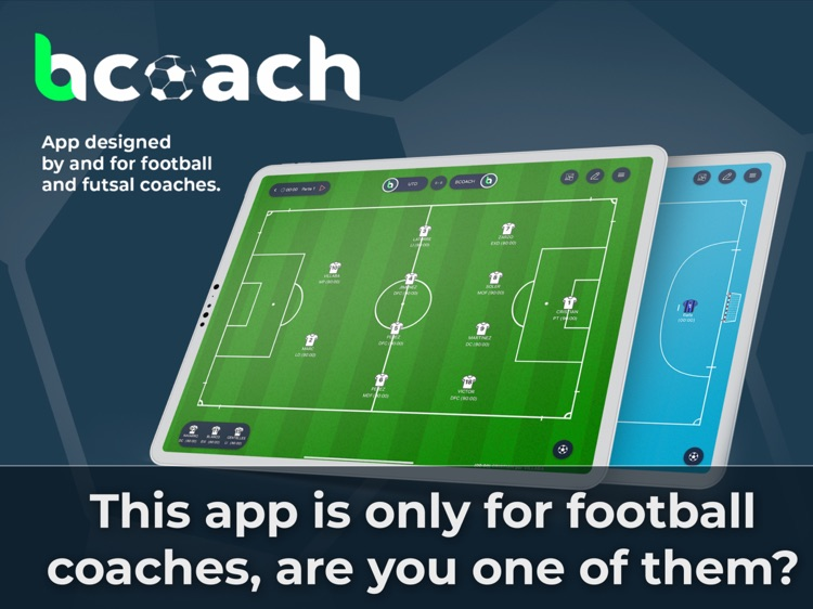bcoach: for soccer coaches