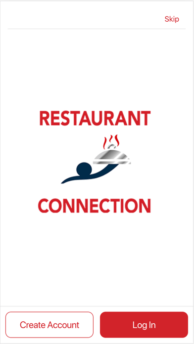 Restaurant Connection DeliveryScreenshot of 1