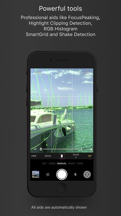 Lumina manual AI camera screenshot-3