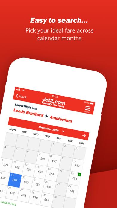 Jet2.com - Flights Travel App screenshot three