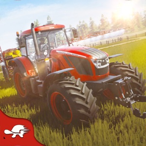 Big Farm Simulator Harvest