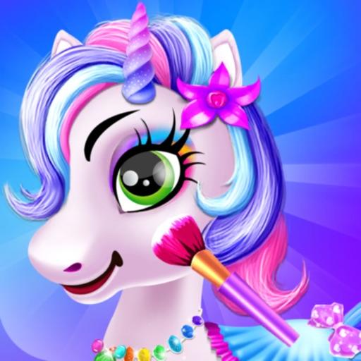Pony Dress up - Pony Games iOS App