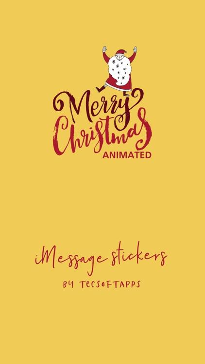 Christmas Greetings Animated screenshot-0