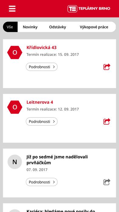 Teplota v Brněのおすすめ画像4