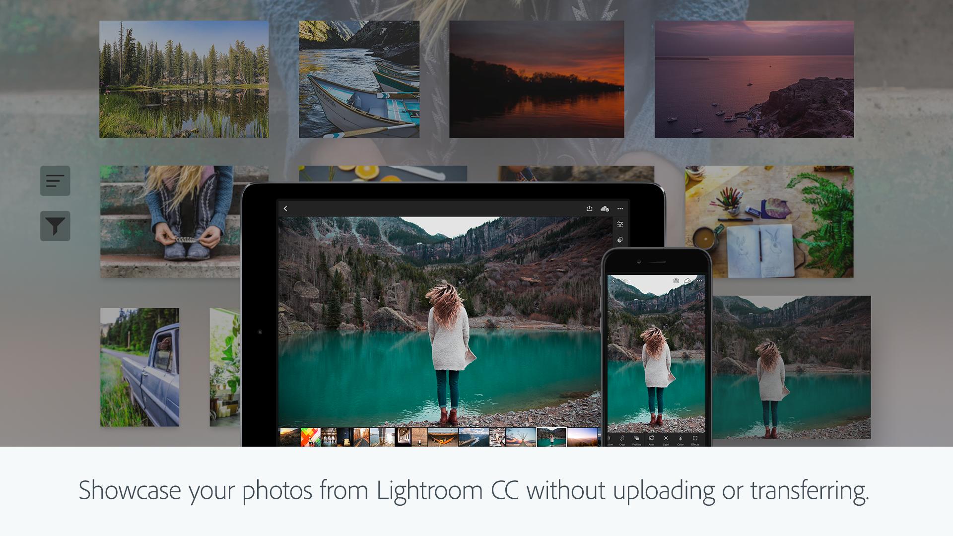Adobe Lightroom Photo Editor screenshot 6