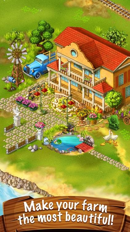 Jane's Farm: farming town screenshot-5