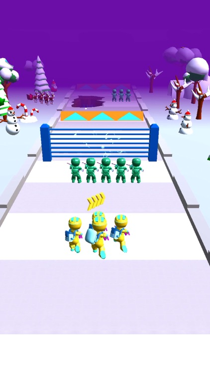 Imposter Clash 3D screenshot-4