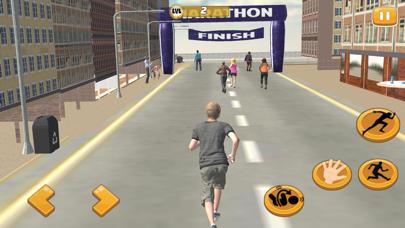 Marathon Training Straße RasseScreenshot von 2