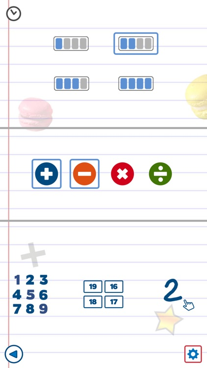 AB Math lite, games for kids screenshot-7