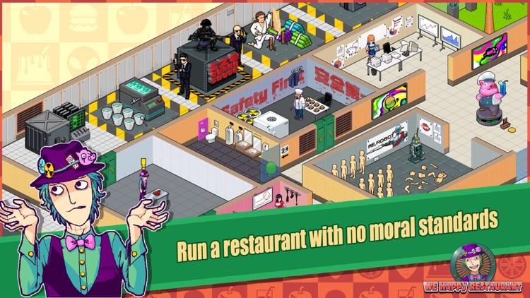 We Happy Restaurant screenshot-4