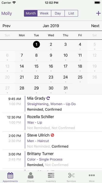 MyCuts - Salon Booking App screenshot-0