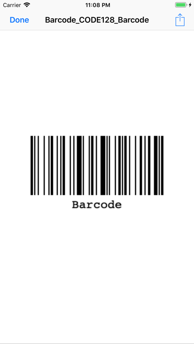 Screenshot for Multi Barcode Generator in Italy App Store