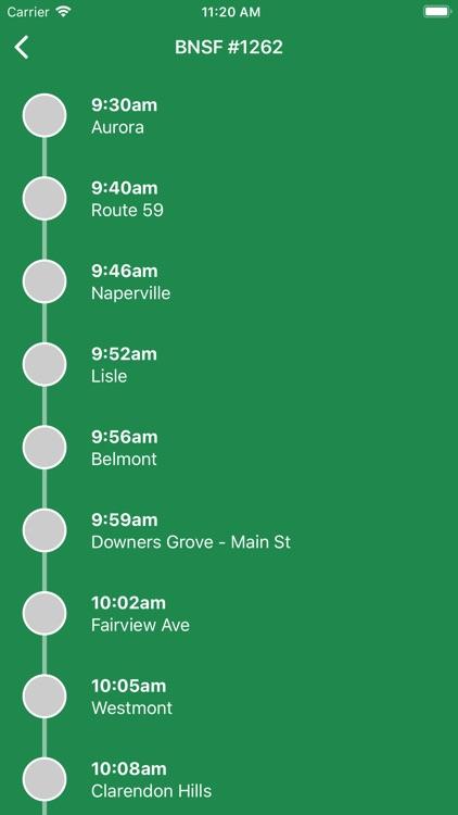 Is Metra Late screenshot-3
