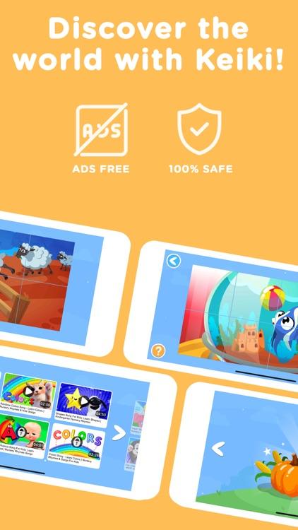 Keiki Puzzle Games for Toddler screenshot-6