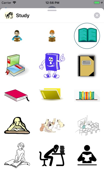 Study Stickers screenshot-3