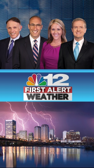 Nbc12 First Alert Weather App Reviews - User Reviews of Nbc12 First