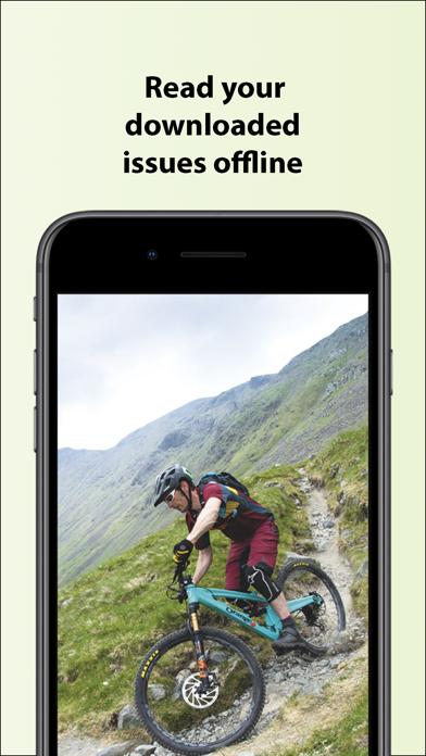 Mountain Bike Rider Magazine screenshot three