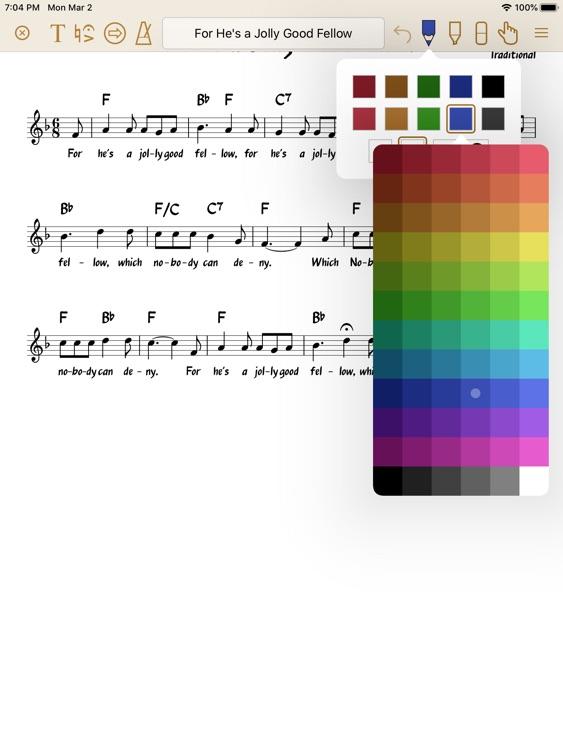 Paperless Music screenshot-0