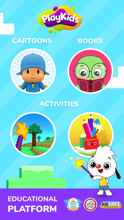 PlayKids - Learn Through Play screenshot-0