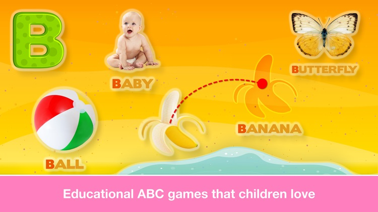 ABC Alphabet Learning for Kids screenshot-7