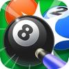 休闲台球-单机模拟桌球游戏