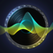 App Icon for Tap & Mix: Virtual DJ Mixer App in South Africa IOS App Store