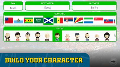 Superstar Football Manager screenshot 1