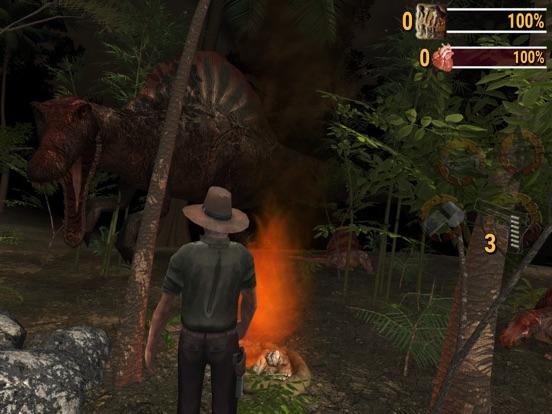 Screenshot #4 for Dino Safari: E-Pro