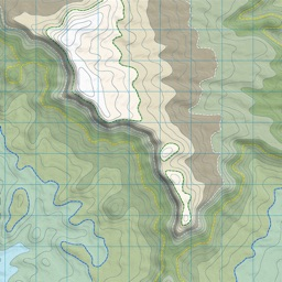 BACKCOUNTRY TOPO MAP NAVIGATOR