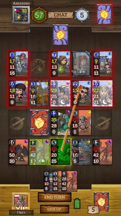 Magic Nations: Card Game