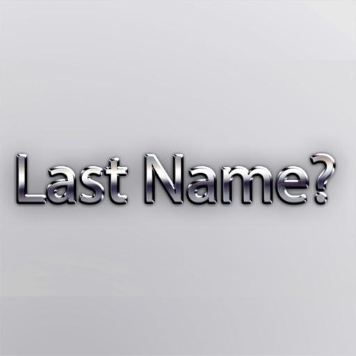 Last Name?