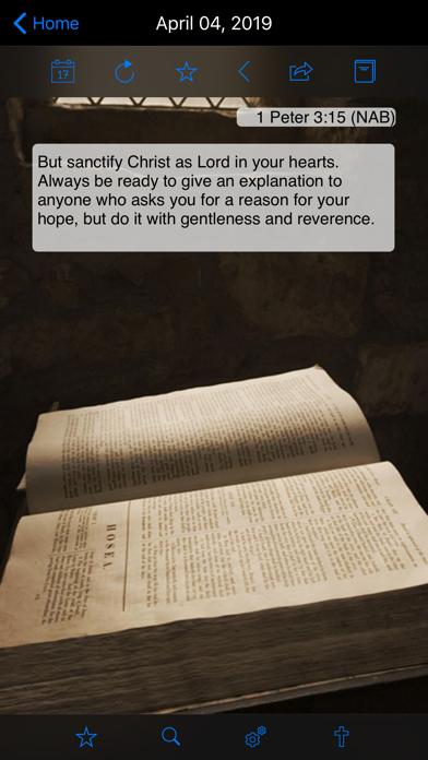 Imissal Catholic review screenshots